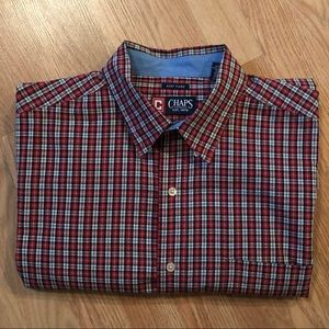Chaps XL easy care dress shirt